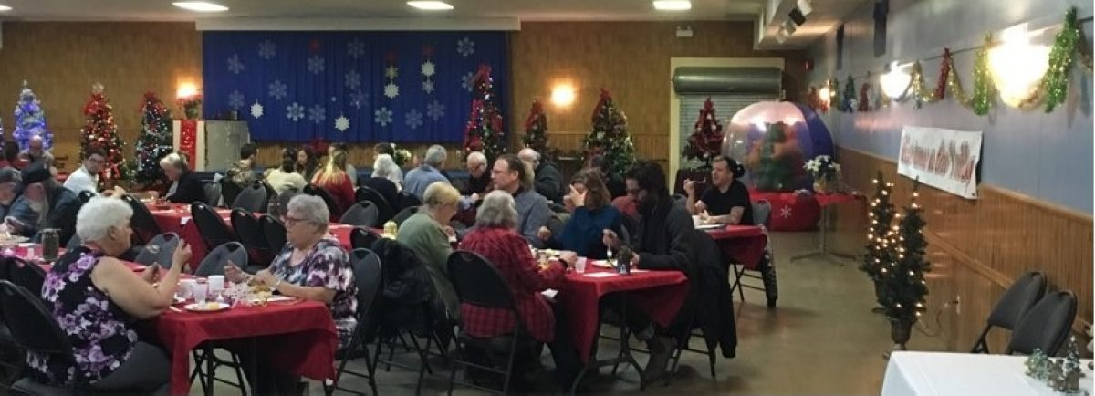 Creemore Community Christmas Dinner (2020)